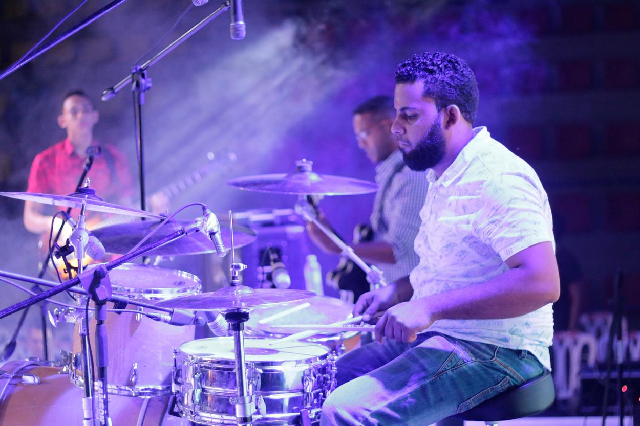 Akustische Drums