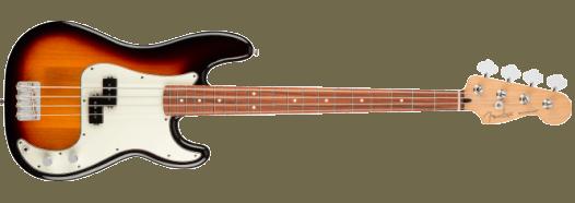 Fender Player Precision Bass Pau Ferro Fingerboard 3-Color Sunburst