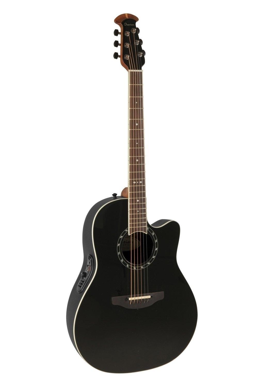 Ovation 2771AX-5-G Pro Series Standard Balladeer Deep Contour black