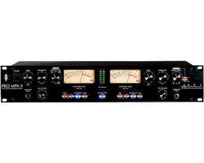 ART Pro MPA II 2-Kanal-Mikrofonvorverstärker