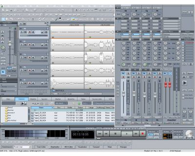 Magix Sequoia 13 Post-Production Broadcast Software