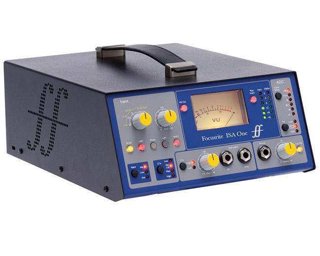 Focusrite ISA-ONE Analog Mono Mikrofonvorverstärker