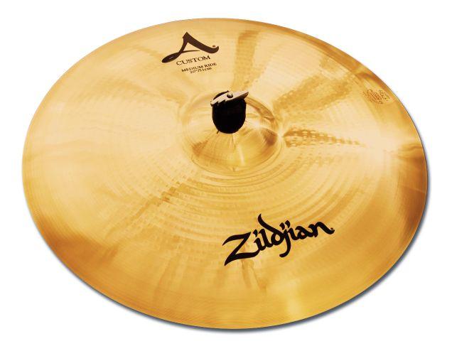 Zildjian A Custom Medium 20 Ride Becken