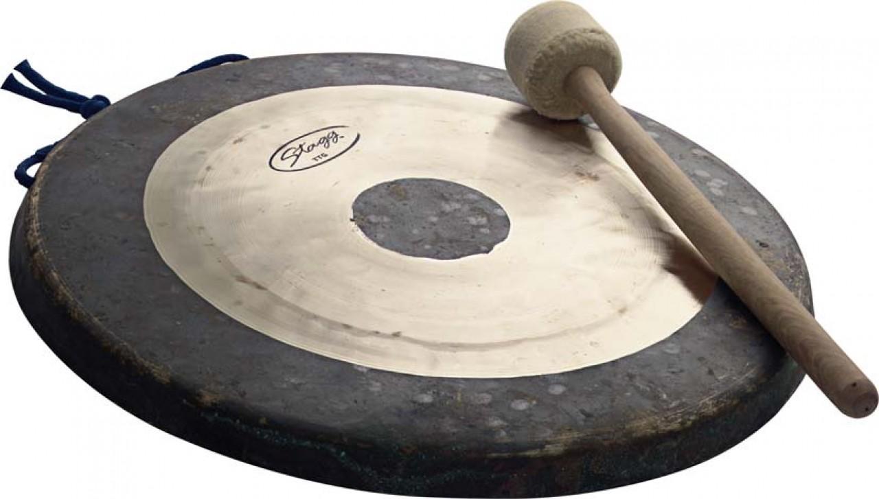 Stagg TTG22 Gong inkl. Schlägel
