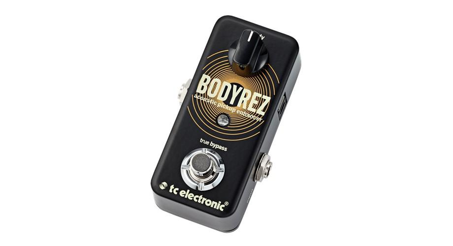 TC Electronics BodyRez Acoustic Pickup Enhancer