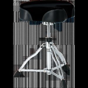 Tama HT530BC 1st Chair Drummersitz - Wide-Rider Trio Stoff
