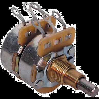 Fender Concentric 250K-500K Solid Shaft Potentiometer