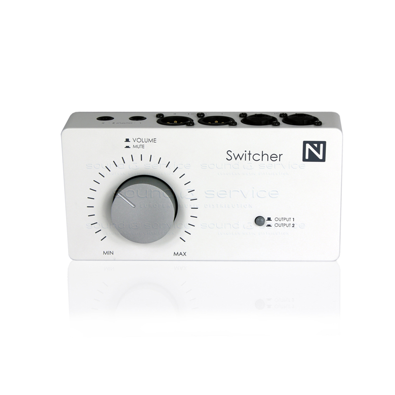 Nowsonic Switcher Passiver Monitor Controller