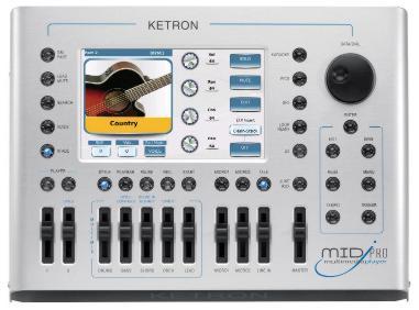 Ketron Midjay Pro File Player