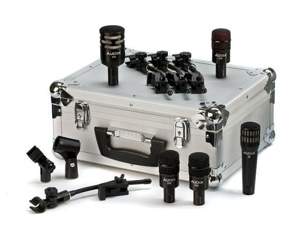 Audix DP5-A Schlagzeug Mikrofon Set