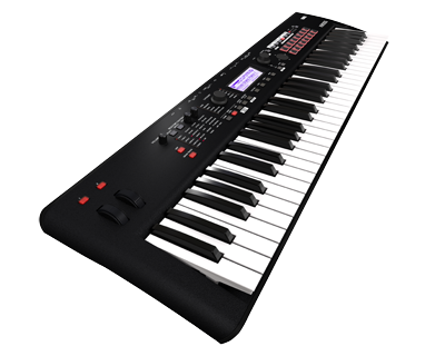 Korg Kross 2-61 Synthesizer