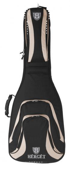 Herget Classic 4/4 Tasche Black/Beige