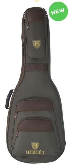 Herget Classic HG 100C4 OG 4/4 Tasche Olive