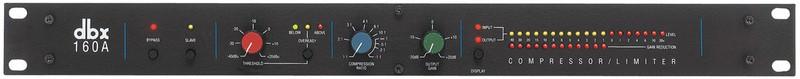 dbx 160A 1-Kanal Kompressor/Limiter/Gate