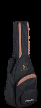 Ortega ONB-12 Gigbag Konzertgitarre 1/2 Größe Schwarz / Braun