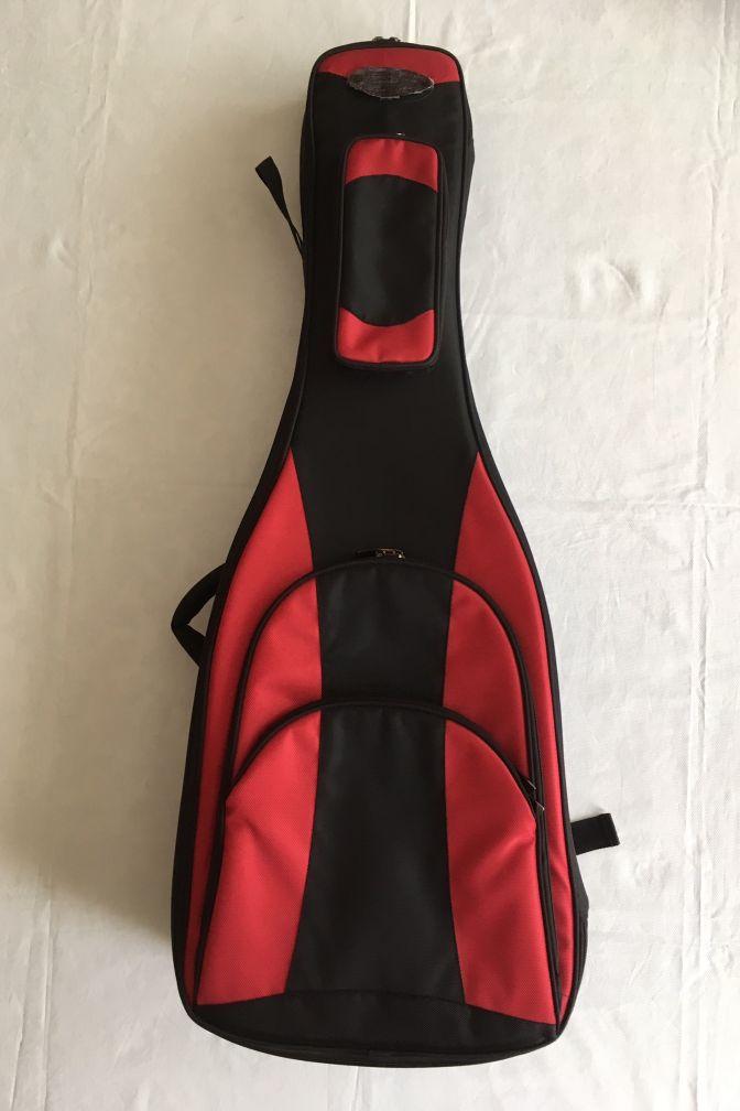 Baro 99051-B-RED Softcase für Konzertgitarre Rot