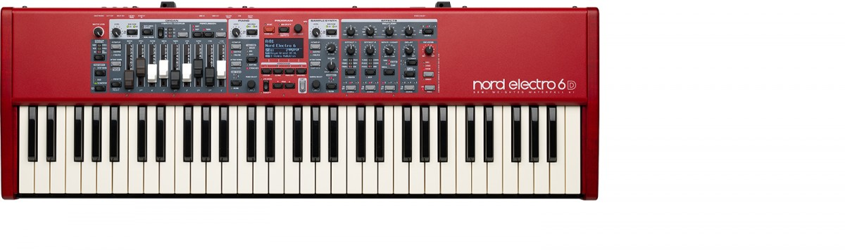 Nord Electro 6D 61 Stage Keyboard