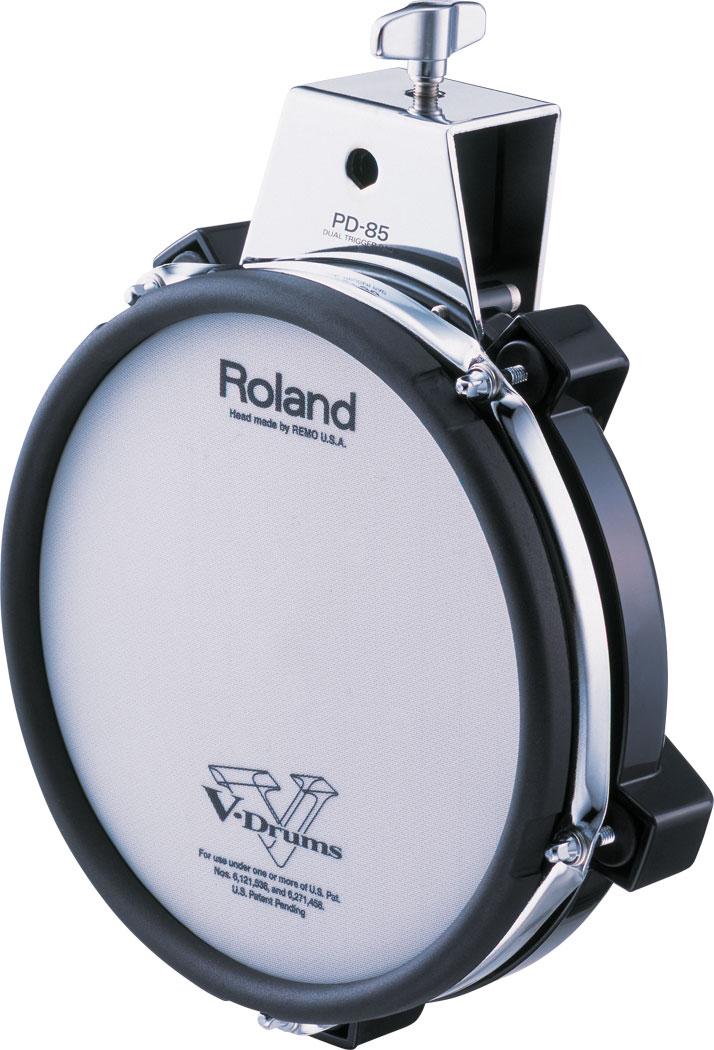 Roland PD85BK V Drum Pad schwarz