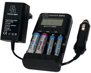 Fischer Amps ALC41 Pro Ladegerät