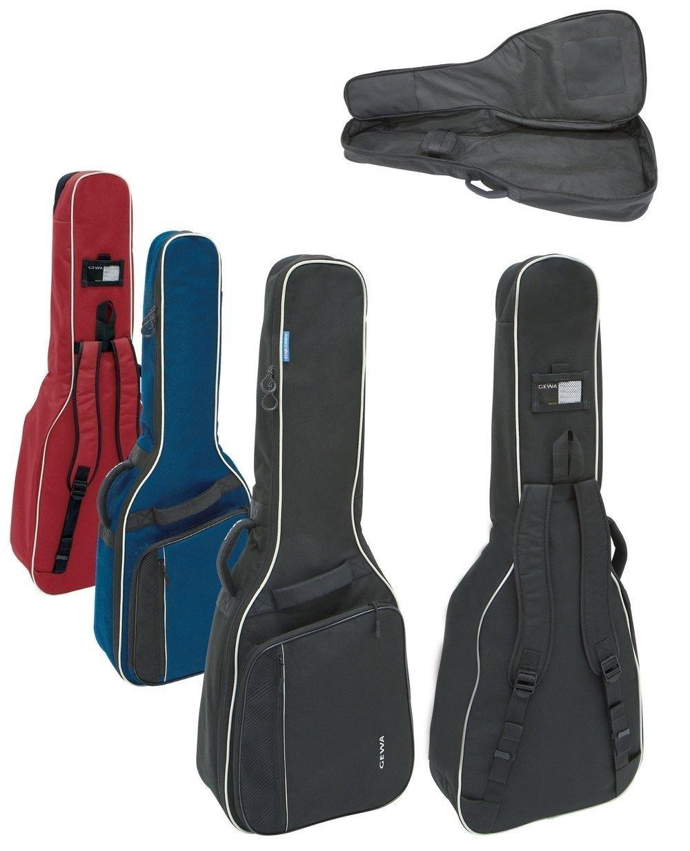Gewa 212100 Klassikgitarrentasche Economy schwarz
