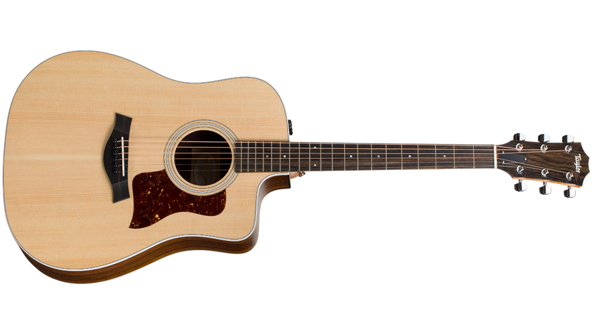 Taylor 210ce Dreadnought Rosewood/Spruce inkl. Gigbag