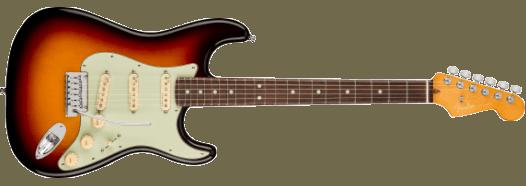 Fender American Ultra Stratocaster Rosewood Fingerboard Ultraburst