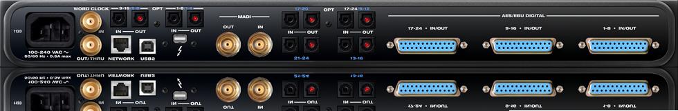 Motu 112D AVB Audiointerface
