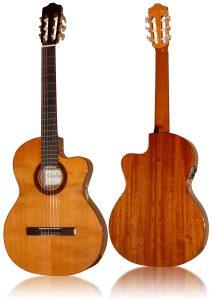 Cordoba C5 CET Thinline Konzertgitarre