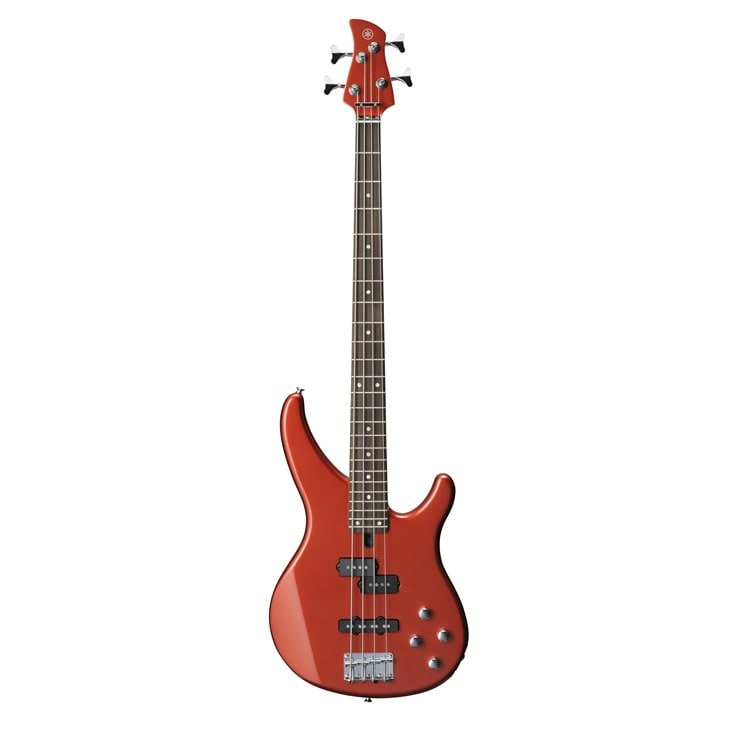 Yamaha TRBX204 Bright Red Metallic E-Bass