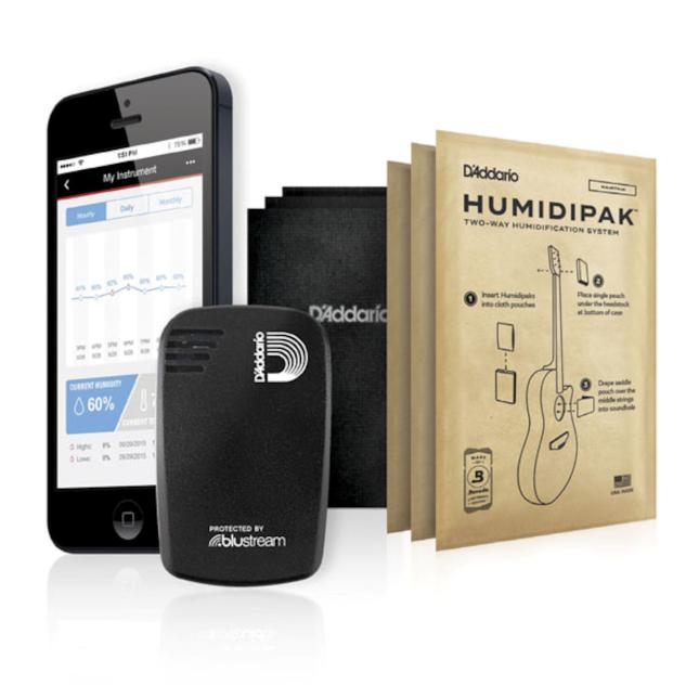 Daddario PW-HPHT-01 Humidikit - Humiditrak / Humidipak Paket