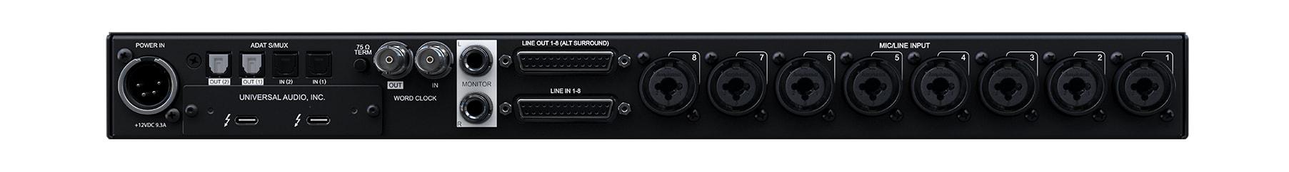 Universal Audio Apollo x8p Heritage Edition Audiointerface