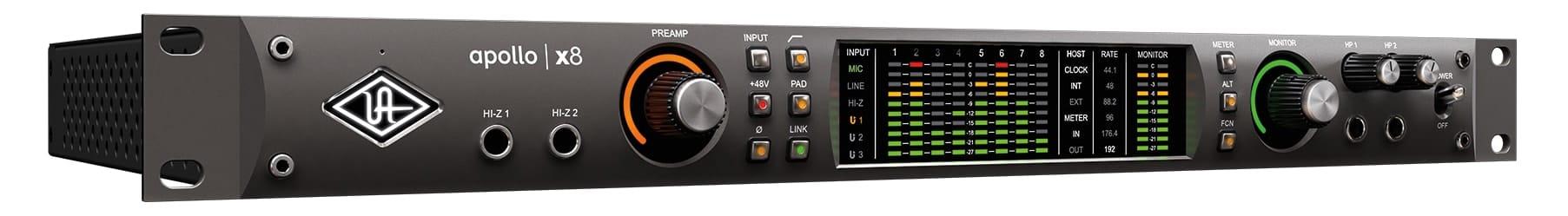 Universal Audio Apollo X8 Heritage Edition Audiointerface