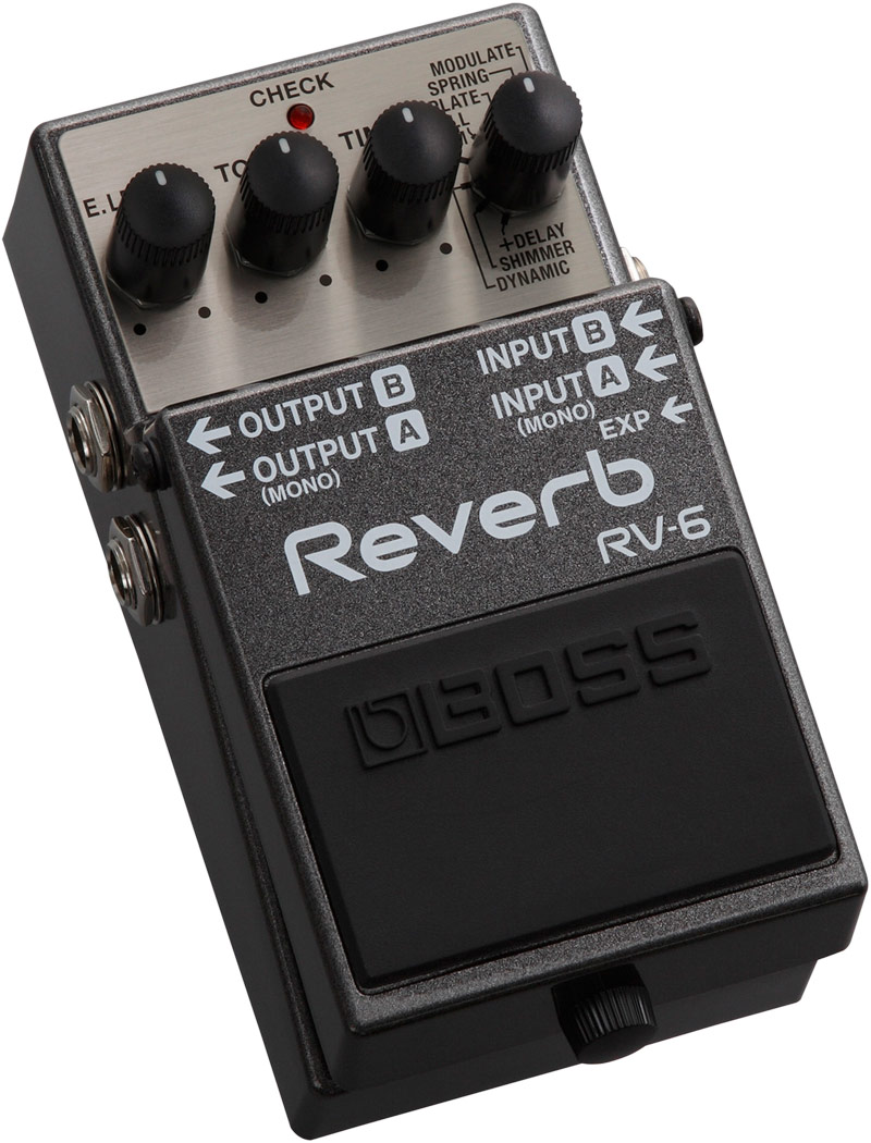 Boss RV6 Digital Reverb