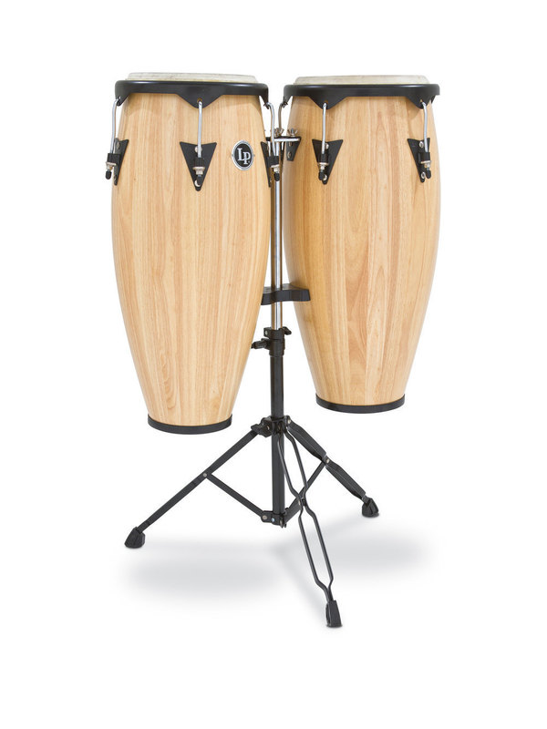 Latin Percussion LP646NY-AW 10+11 Conga Set