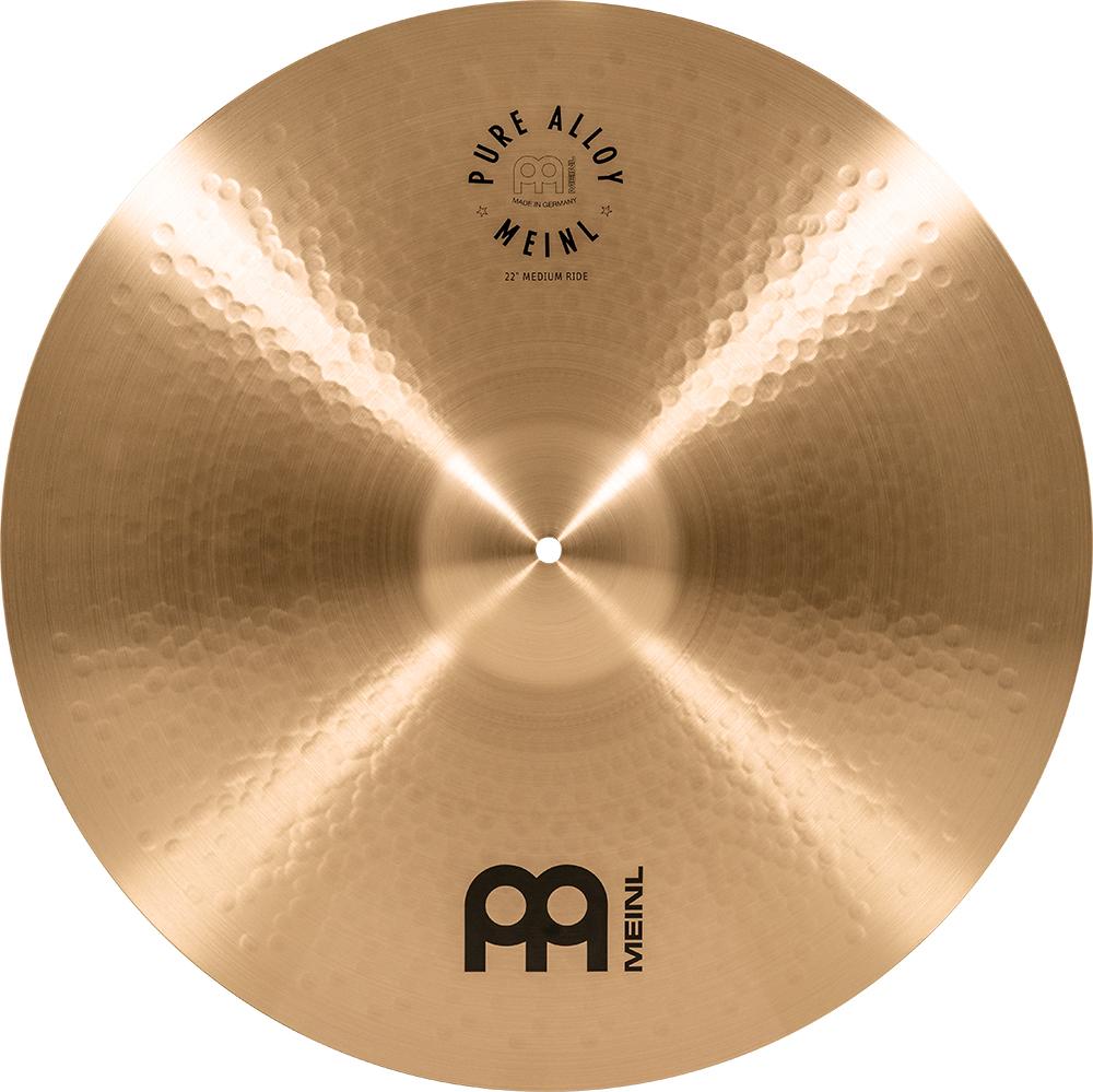 Meinl Pure Alloy PA22MR, 22 Ride Medium