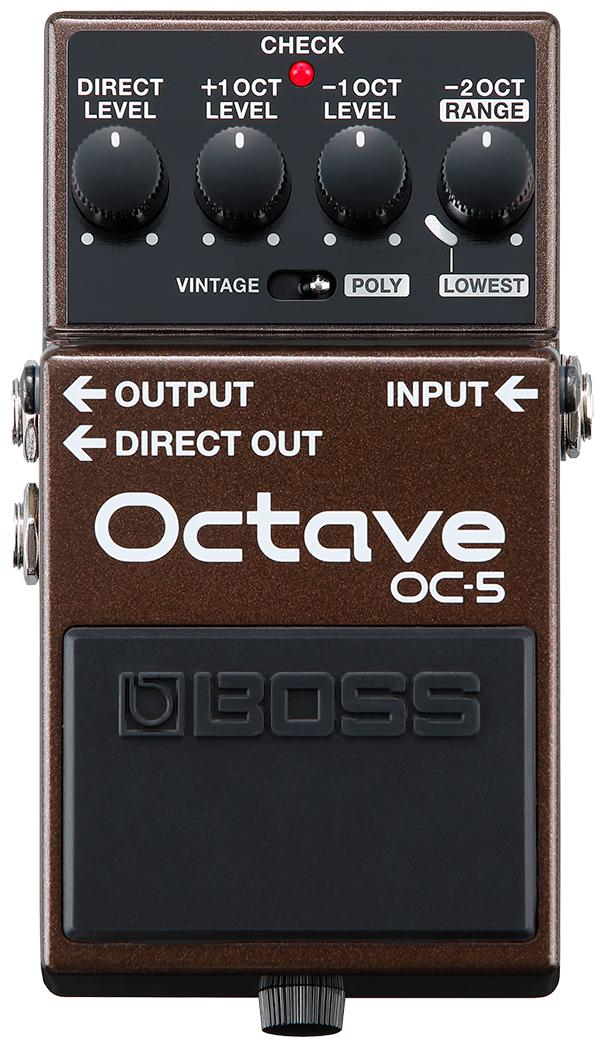 Boss OC5 Octaver