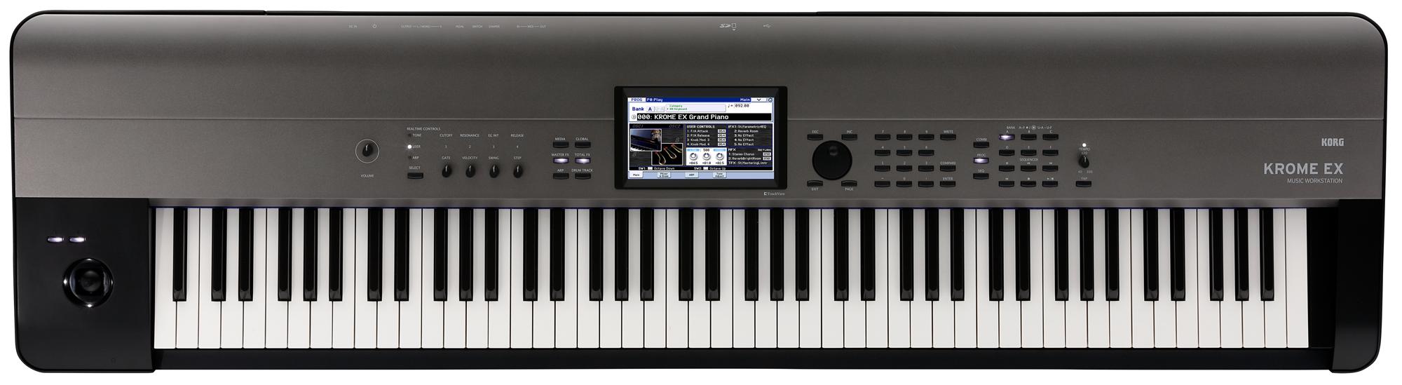 Korg Krome EX 88 Music Workstation