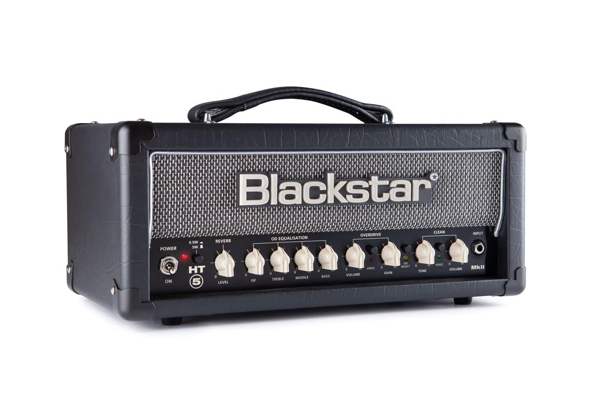 Blackstar HT-5RH MKII 5W Röhren Topteil