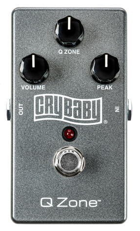 Dunlop Cry Baby Q Zone (QZ1) - Fixed Wah
