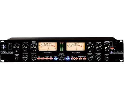 ART Digital MPA II 2-Kanal-Mikrofonvorverstärker