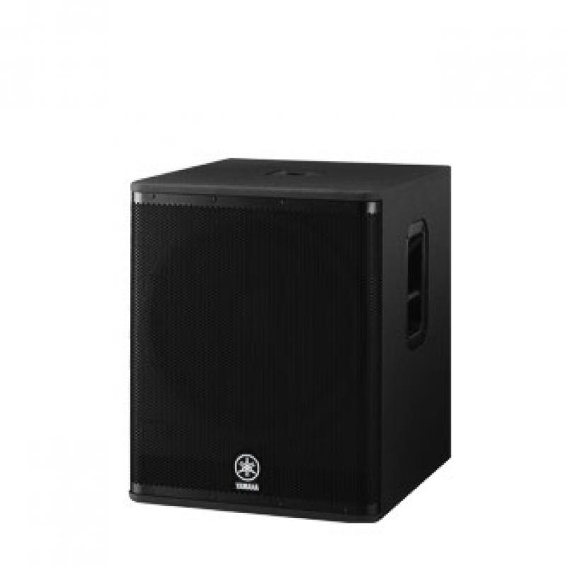 yamaha dsr118w aktiv subwoofer musik hammer onlineshop. Black Bedroom Furniture Sets. Home Design Ideas
