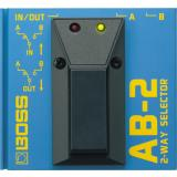 Boss AB2 2 Way Selector Foot Switch