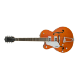 Gretsch G5420LH Electromatic Hollow Body Single-cut Orange Stain Left-handed
