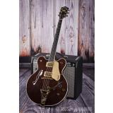 Gretsch G6122T Players Edition Country Gentleman with String-Thru Bigsby Walnut Stain SN: 16010313