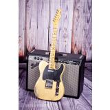 Fender Custom Shop 1951 Heavy Relic Nocaster, Maple Fingerboard, Faded Nocaster Blonde SN: R16341