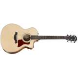 Taylor 214ce Koa 2017 200 Series, Layered Koa, Sitka Spruce Top, Grand Auditorium, Cutaway, ES2