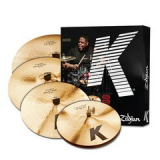 Zildjian KCD900 K Custom Serie Dark Box Set