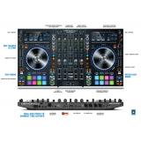 Denon MC7000 Professional DJ Controller with Dual Audio Interfaces