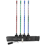 CHAUVET DJ Freedom Stick Pack 4x Akku SMD RGB LED Stick 0,2W