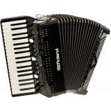 Roland FR4X BK V-Accordion mit Pianotastatur